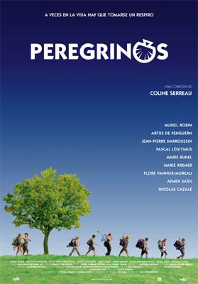 película peregrinos