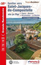 Sentier vers Saint-Jacques-de-Compostelle: Figeac - Moissac