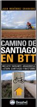 Camino de Santiago en BTT. Desnivel.