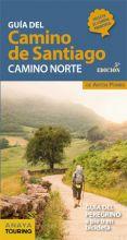 Guía del Camino de Santiago. Camino Norte.