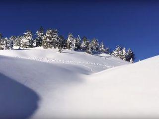 Camino Aragonés en invierno