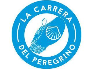 Logotipo de la carrera (¡pisando conchas, todo un símbolo!)
