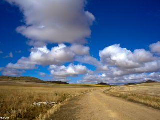 La meseta de Castilla