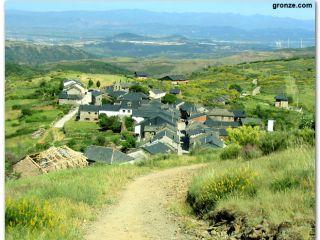 El Acebo en el Camino de Santiago