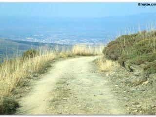 Ponferrada desde los Montes de León