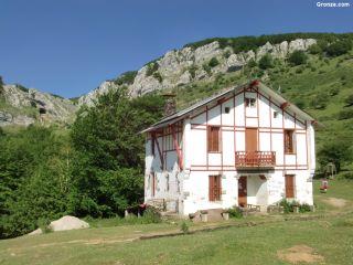 Refugio de San Adrián, Camino Vasco del Interior