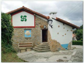 Albergue municipal Santa Ana, Pasajes de San Juan