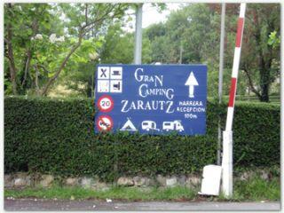 Albergue Gran Cámping Zarautz