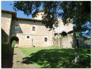 Acogida en el Monasterio de Zenarruza, Ziortza-Bolibar