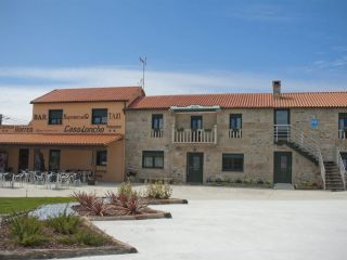 Albergue Hórreo, Olveiroa