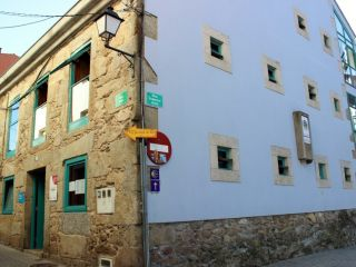 Albergue de peregrinos de Fisterra