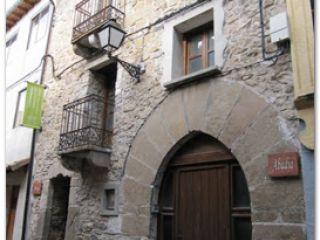 Albergue municipal de Santa Cilia