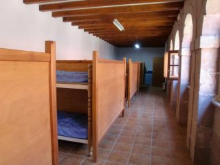 Albergue de peregrinos del Monasterio de Urdax