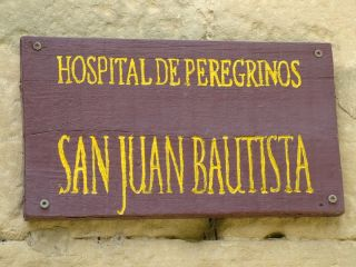 Albergue parroquial San Juan Bautista, Grañón