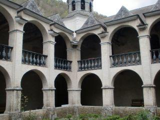 Accueil Pèlerin Communauté des Prémontrés, Sarrance