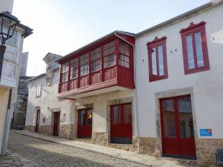 Casa Pasarín, reconvertido en albergue público de peregrinos