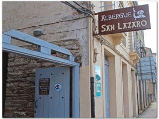 Albergue San Lázaro, Sarria
