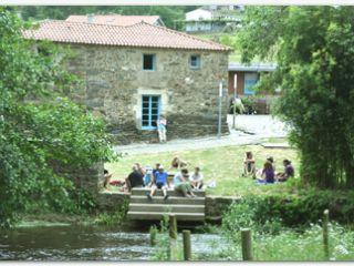 Albergue de peregrinos de Ribadiso de Baixo