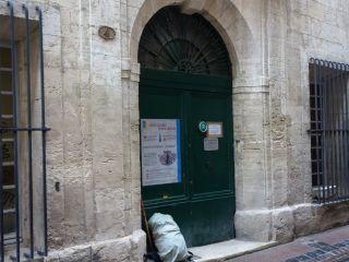 Presbytère gîte Saint-Roch. Montpellier