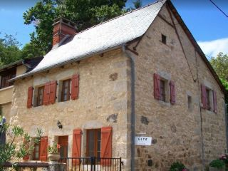 Gîte L'Oustalet, Senergues