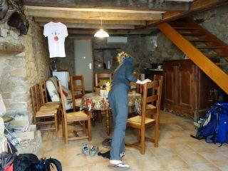 Gîte d'étape La Coquille Bleue, Livinhac-le-Haut