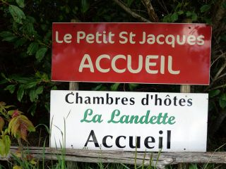 Gîte Le Petit Saint-Jacques et chambres La Landette, Golinhac