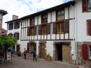 Gîte de la Porte Saint-Jacques, Saint-Jean-Pied-de-Port