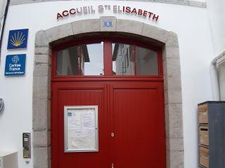 Accueil Pèlerins Sainte-Elisabeth, Saint-Jean-de-Luz