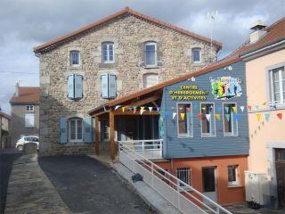 Centre d'hébergement La Margeride, Saugues