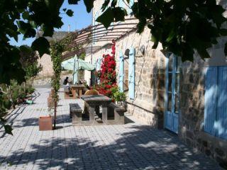 Gîte d'étape Domaine de Sénos, Sénergues