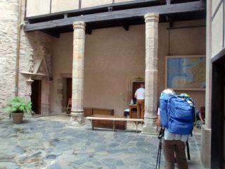 Accueil Abbaye de Sainte-Foy, Conques