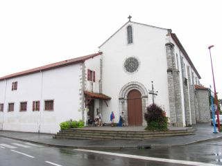 Refuge communal Les Franciscains, Saint-Palais