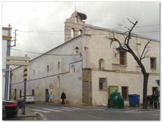 Albergue Convento San Francisco, Zafra