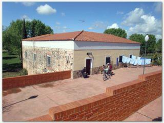 Albergue municipal Molino de Pancaliente, Mérida