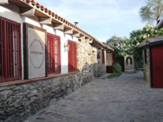 Albergue parroquial Santa María, Fuenterroble de Salvatierra