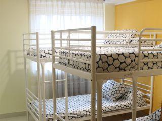 Llanes International Hostel, Poo