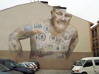 Arte jacobeo en Logroño