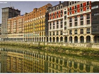 La Ría del Nervión, Bilbao