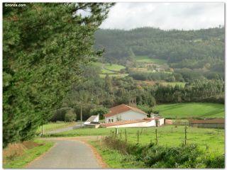 De camino a Hospital de Bruma, Camino Inglés