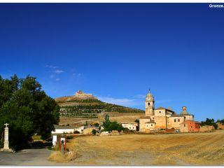 Castrojeriz en el Camino de Santiago