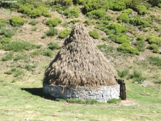 Chozo de pastores, Camino Vadiniense