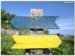 Doble señalización en el Camino Portugués: Fátima y Santiago