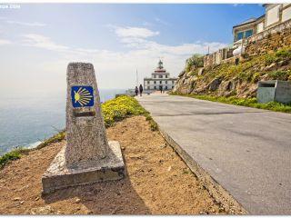Mojón kilómetro cero, Cabo Finisterre
