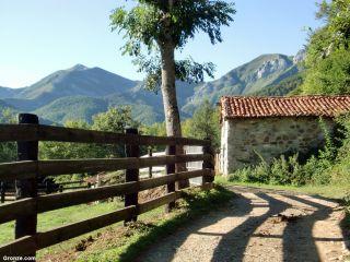 Camino Vadiniense: Fuente Dé - Portilla de la Reina