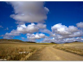 La Meseta de Castilla, de camino a Hontanas