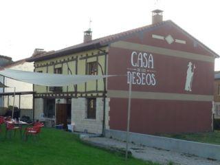 Hotel Rural Casa de los Deseos, Villambistia