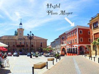 Hostal Plaza Mayor, Carrión de los Condes