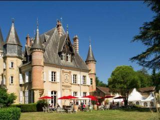 Chambre d'hôtes-camping Château Le Haget, Montequiou