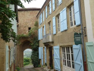 Chambre d'hôtes Maison de la Porte Fortifiée, Marciac