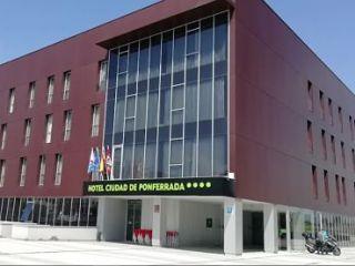 Hotel Ciudad de Ponferrada, Ponferrada
